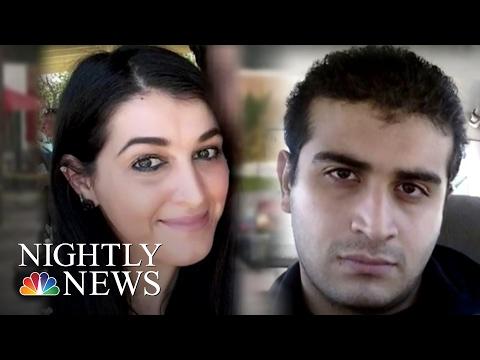 Wife Of Orlando Nightclub Attacker Arrested By FBI In California | NBC Nightly News