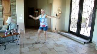 Hold Yo Horses Deb - Line Dance Demo