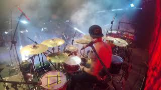 Wasmo Huerta Playing w Nacho y Los Fantásticos (Sin Ti - Chica ideal Medley - live @ Cartagena 2017)
