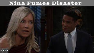 General Hospital Spoilers: Nina Makes Enemies With Elijah, Calls Major Trouble