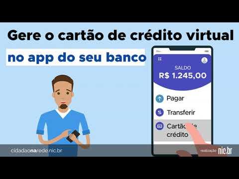 Imagem de capa do vídeo - Compras seguras: use cartão virtual!