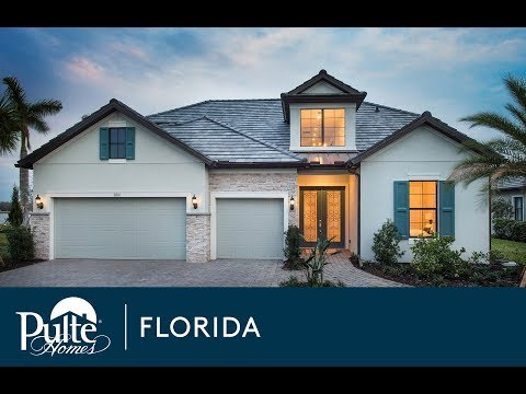 New Homes in Sarasota | Shoreview at Lakewood Ranch Waterside | Home Builder | Pulte Homes