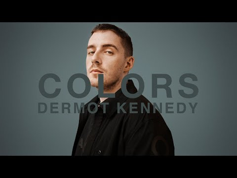 Dermot Kennedy - Moments Passed | A COLORS SHOW - COLORS