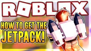HOW TO GET THE JETPACK IN JAILBREAK | Roblox