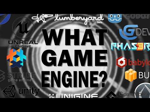 Choosing A Game Engine in 2021