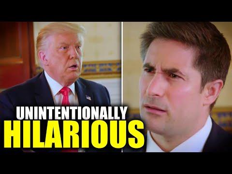 Trump's Stupidity Utterly STUNS Reporter
