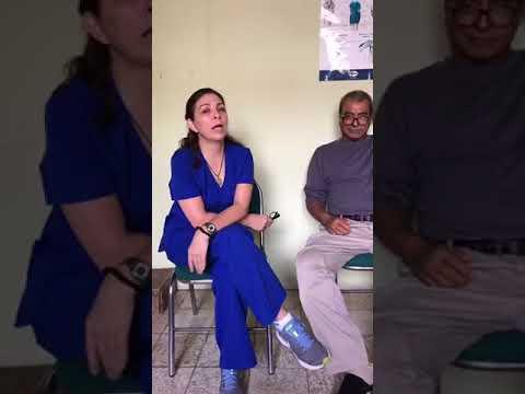 Paciente en crisis hipertensiva no se les permite ponerse en cuclillas