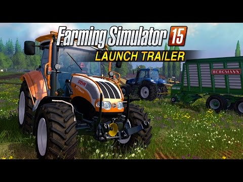 Farming Simulator 15 – Launch Trailer thumbnail