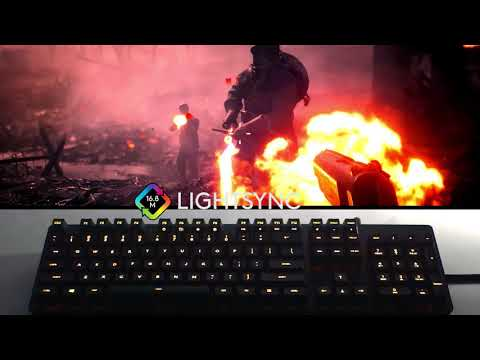 Logitech G G513 Clicky (CH, Kabelgebunden)
