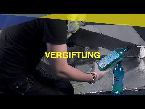 Vergiftung   M-A-U-S Erste Hilfe Kurs   Video Tutorial