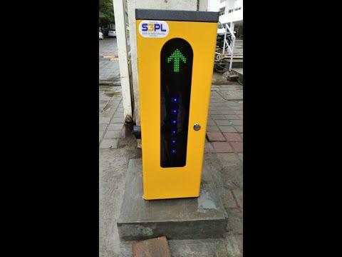 S3PL Mild Steel Electric Boom Barrier, for Parking