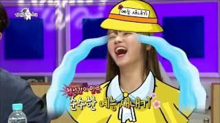 【TVPP】 YooA(OH MY GIRL) - Middle school graduation picture, 유아(오마이걸) – 중학교 졸업 사진@Radiostar