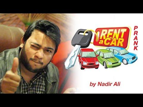 Rent A Car Prank