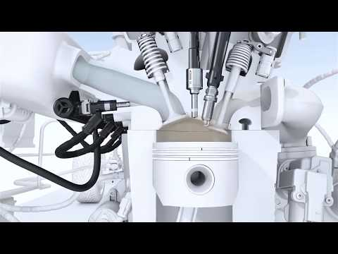 Bosch Engine Water Injection System