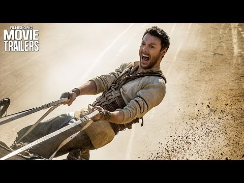 BEN-HUR | Go behind the epic starring Jack Huston with new featurettes