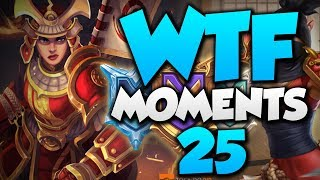 PALADINS WTF & WINS #25 (BEST PALADINS WTF Moments Compilation)