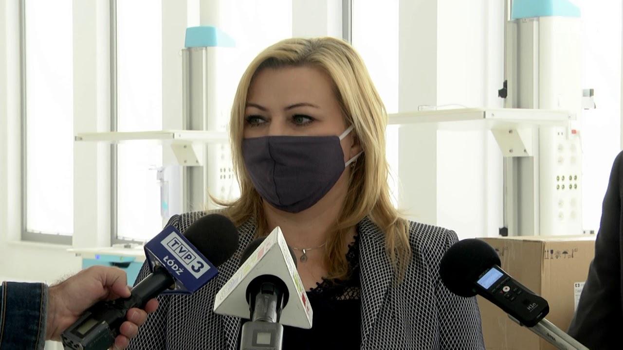 Nowe respiratory dla sieradzkiego szpitala