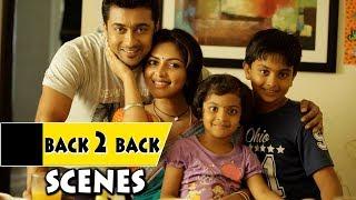 Surya Amala Paul Back To Back Scenes | Latest Telugu Movie Scenes | Bhavani HD Movies