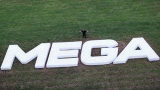 Kim Dotcom - Mega Speech