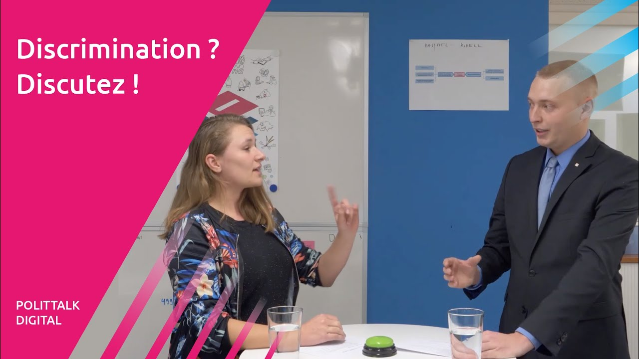 Polittalk digital: Norme sur la discrimination – votations du 9 février 2020