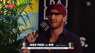 Logan Paul & JMX Are Both Down To Fight In MMA Match