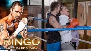 Capítulo 10: Diego y Ringo se enfrentan en el ring | Ringo - Televisa