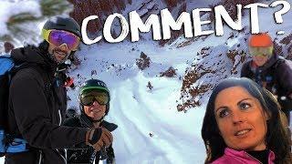 WINTERACTIVITY ep22 - COMMENT CON FAIT ÇA ? - Ski freeride