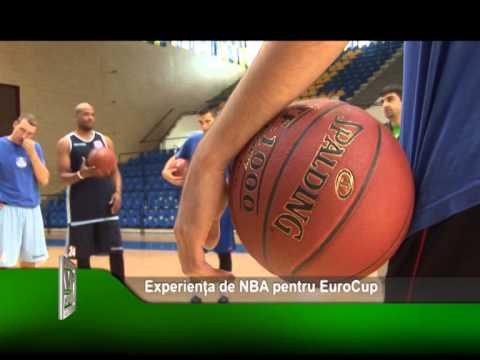 Experiența de NBA pentru EuroCup
