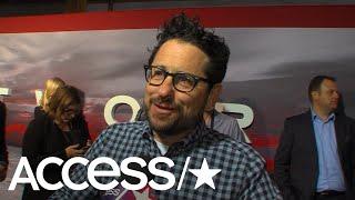 J.J. Abrams: Season 2 Of 'Westworld' - 'It's A Bit Of A Cautionary Tale' | Access