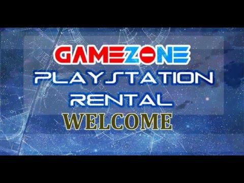 Video Rental Playstation 4/3 & Internet Cafe di GAMEZONE malang