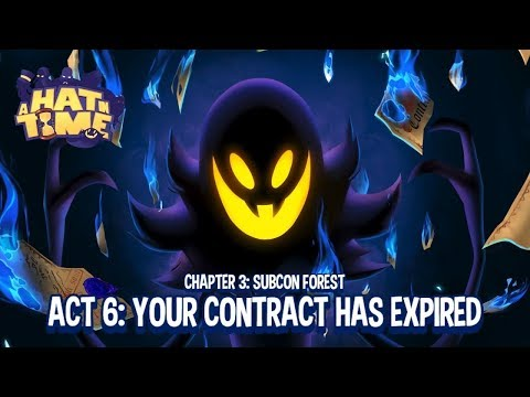 A Hat In Time OST - Your Contract Has Expired [Boss Phase 2][Best