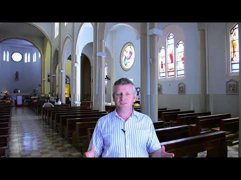 Pe. Rogério convida para a terceira noite da Novena à Padroeira 2018