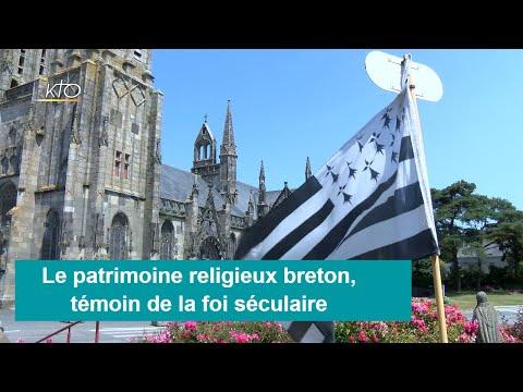 Le patrimoine religieux breton, témoin de la foi séculaire