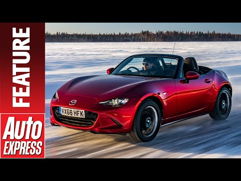 Mazda MX-5 epic road trip - incredible 860km drive to the most northerly point in Europe