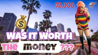 TAKING A RANDOM $2000 TRIP TO LA!!! WORTH THE MONEY?