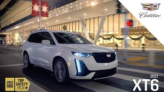 YouTube Video rKF4CUTgthQ for Product Cadillac XT6 Crossover by Company Cadillac in Industry Cars