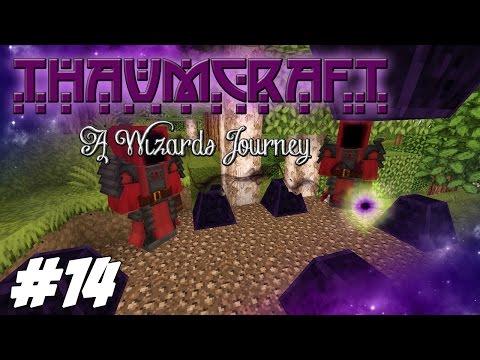 Thaumcraft 4 2 (1 7 10) - A Wizards Journey - Primal Staff, Crimson