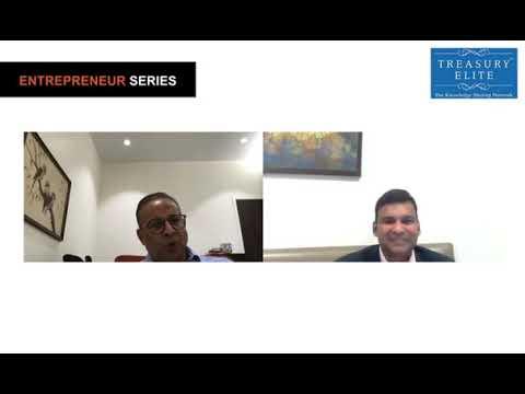 Mr. Praveer Sinha, CEO & Managing Director, Tata Power at the TE Leadership Series #14