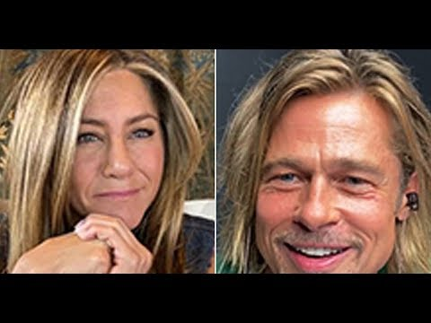 Brad Pitt & Jennifer Aniston Reunite for Fast Times at Ridgemont High Read — Including a Steamy Scen