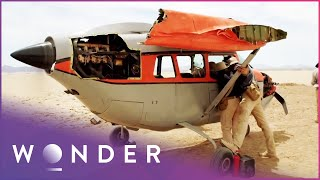 Engineers Build An Escape Vehicle From Plane Wreckage (Part 3) | Escape EP1