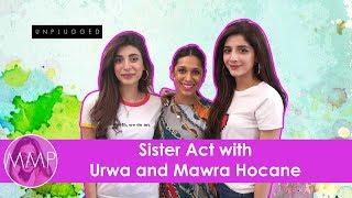 Urwa Hocane and Mawra Hocane Have A Big Announcement! | Momina's Mixed Plate