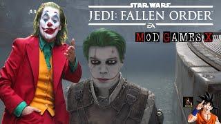 Joker Cal Mod - Star Wars Jedi Fallen Order