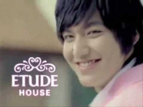 Lee Min Ho wink (very short clip)
