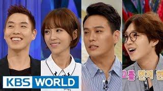Hello Counselor - Lee Eungyeol, Kim Yongjun, Lee Seokhoon & Park Chorong (2015.09.21)