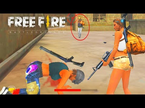FREE FIRE BATTLEGROUNDS - FUI SALVO NA HORA CERTA ft Crusher Fooxi