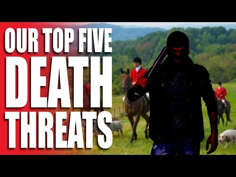 Our Top Five Death Threats