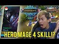 ZHASK HERO MAGE YANG PUNYA 4 SKILL + PUSHER TERBAIK!! - MOBILE LEGENDS INDONESIA