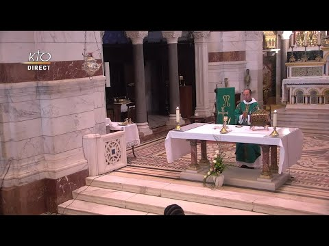 Laudes et Messe du 2 septembre 2021 à Notre-Dame de la Garde