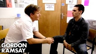 Gordon Ramsay Gives A Restaurant Trial To One Of His Prison Cooks   Gordon Behind Bars
