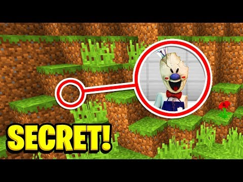 Minecraft: I FOUND ICESCREAM SECRET BASE! (Ps3/Xbox360/PS4/XboxOne/PE/MCPE)